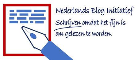 Het Nederlands Blog Initiatief Logo