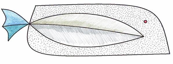 Een vis aan de haak slaan