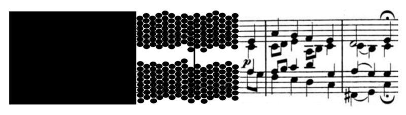 muziek bach koor